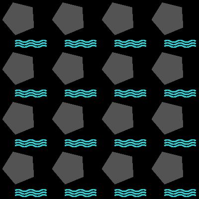 La creazione di pattern in Canvas