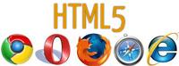 HTML5 e la compatibilità tra i browser