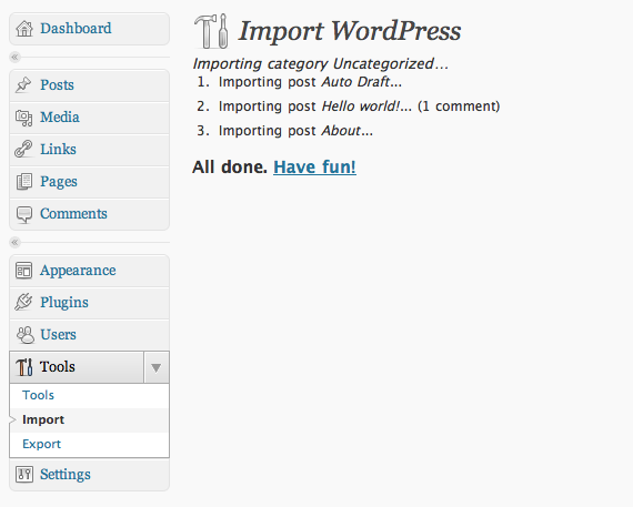 import-wordpress-complete