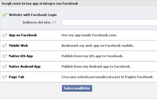 Facebook website login