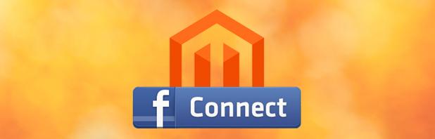 Facebook connect per e-commerce in Magento