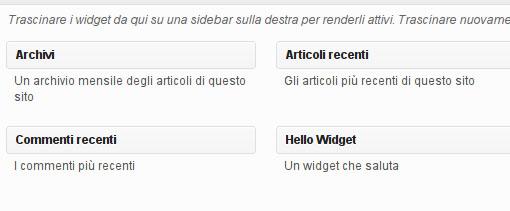 Hello Widget