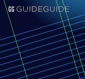 GuideGuide: creare una griglia di impaginazione in Photoshop
