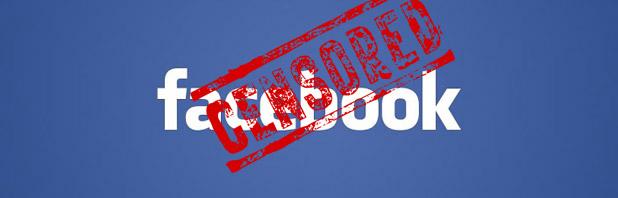 Censura su Facebook, quali sono le regole da rispettare?