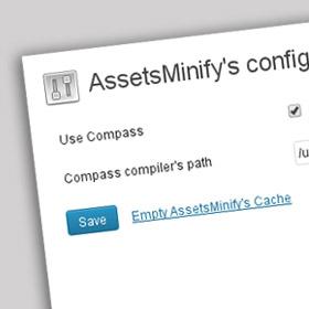 AssetsMinify: un plugin WordPress per sviluppare con Sass, LESS e Compass