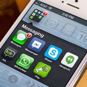 Smartphone: 10 app per chat e instant messaging