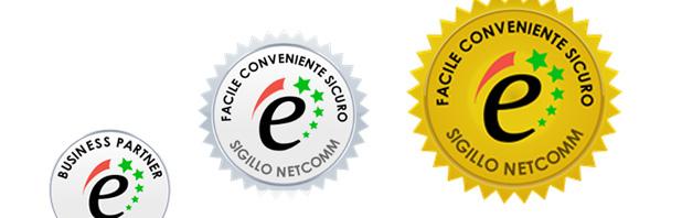 Tipologie di sigillo Netcomm