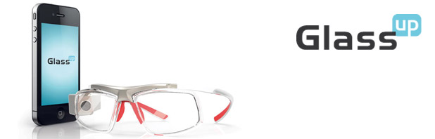 Glassup: gli occhiali interattivi made in italy