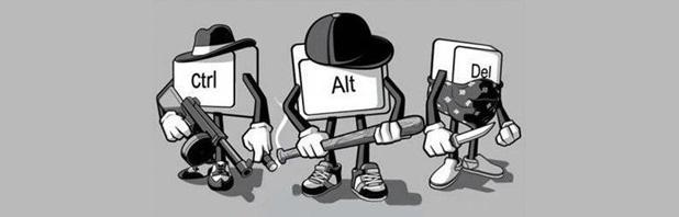 Ctrl+Alt+Canc: un errore, secondo Bill Gates
