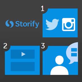 Storify: il tool che racconta la nostra storia
