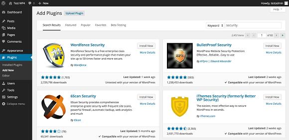WordPress 4.0, tutte le novità, i cambiamenti e i requisiti hosting