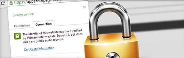 Certificati SSL locali