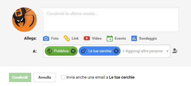 Notifiche di Google Plus: come utilizzarle in modo efficace