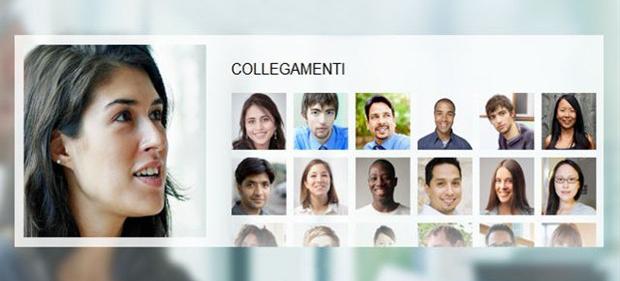 Un profilo Linkedin attraente con immagini, video e contenuti