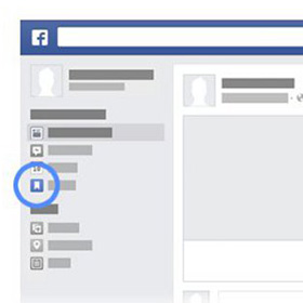 Elementi salvati su Facebook e recuperi un post in un click
