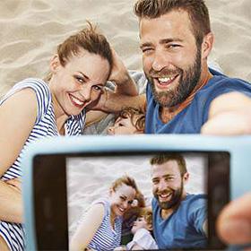 Netiquette per la condivisione di foto delle vacanze