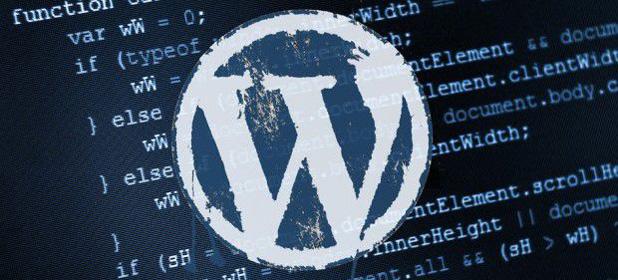 Studio di un attacco hacker a WordPress