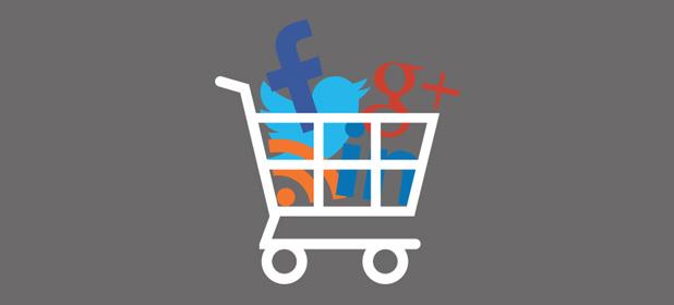 Trainare l'ecommerce con i social network
