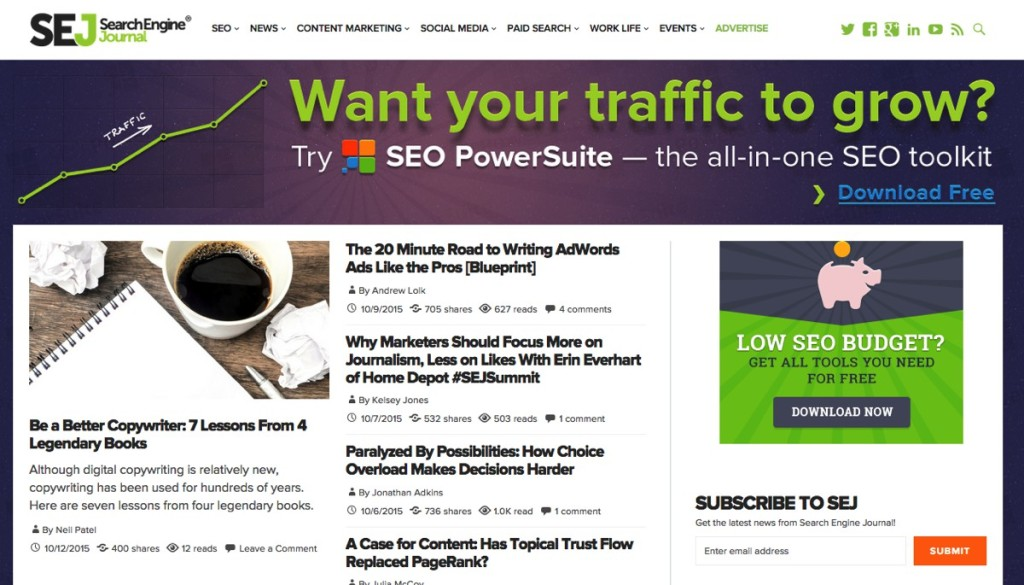 feed seo search engine journal