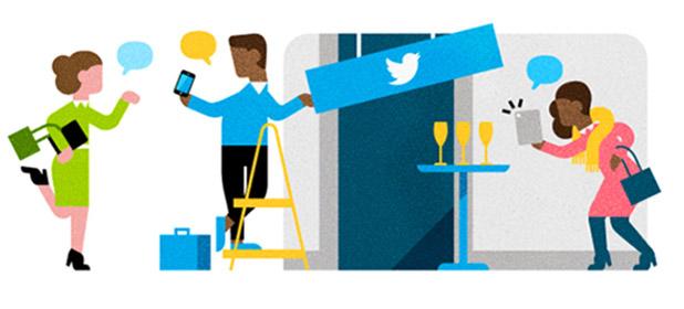 Tweet sponsorizzati anche per i non iscritti a Twitter