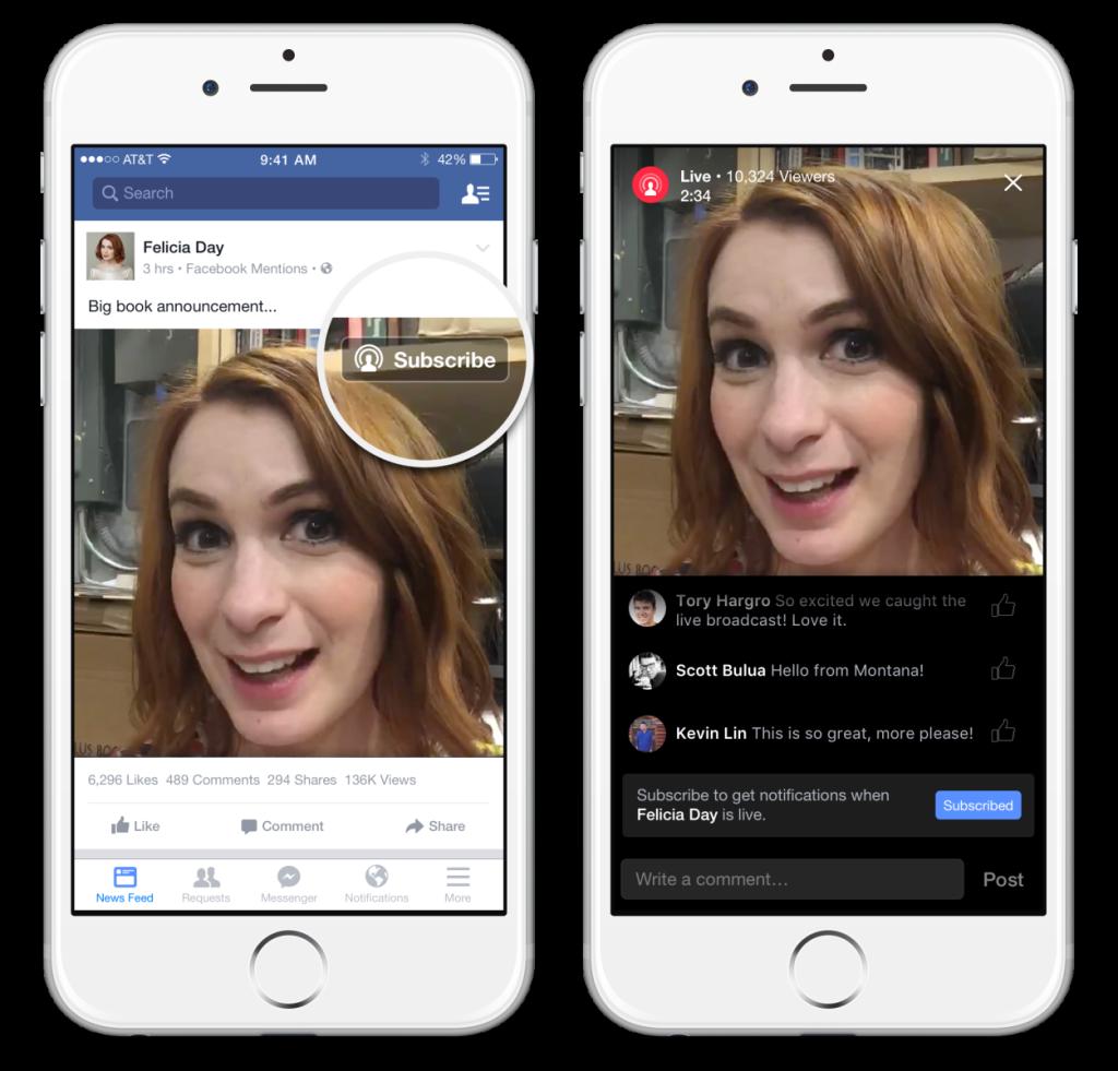 Facebook live come usarlo