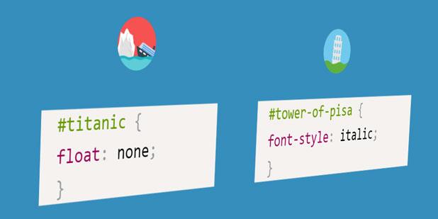 CSS ironici