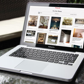 Promuovere un'attività commerciale con Pinterest