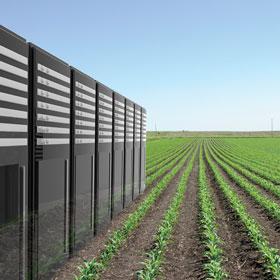 Quali sono le caratteristiche di una server farm?