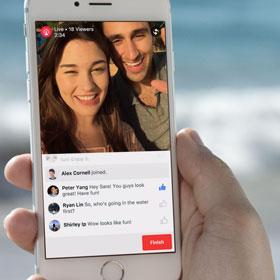 Anche tu potrai trasmettere video in diretta su Facebook