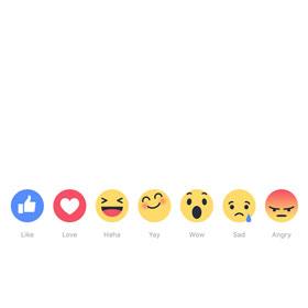 "Facebook Reaction, migliora il tasto ""mi piace"""