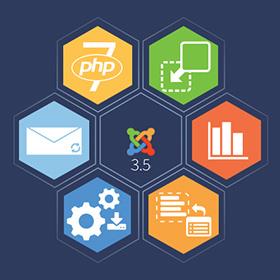 Aggiornamento a Joomla 3.5, requisiti minimi e novità
