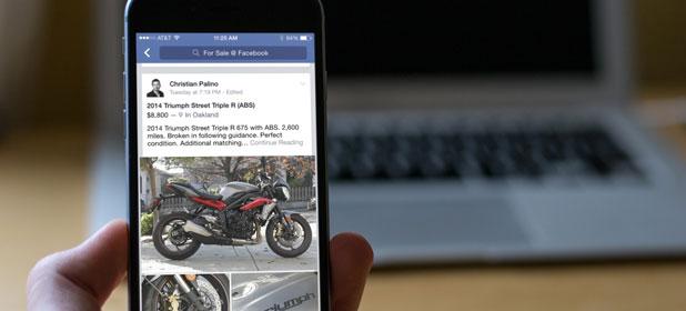 Creare gruppi Facebook per acquisti, vendite e scambi
