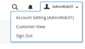 magento2-account-settings