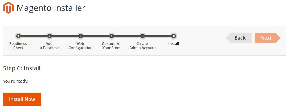 magento2-installer-admin-install-now