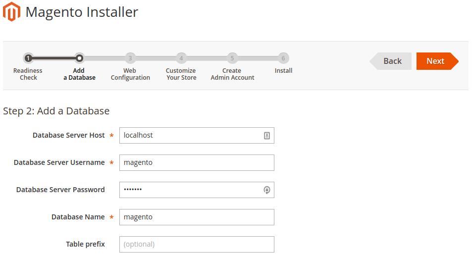 magento2-installer-database