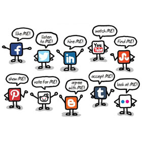Social Media Marketing: advertising sui social network