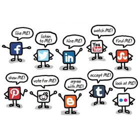 Social Media Marketing: advertising sui social network
