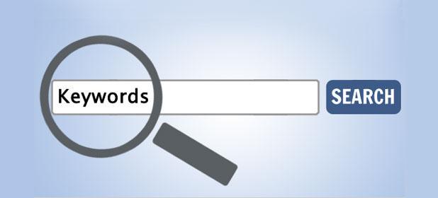 Scegliere le keyword