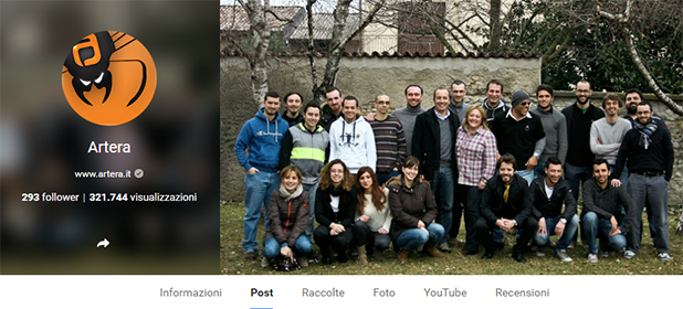 Promuovere un'azienda su Google Plus