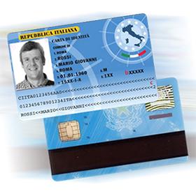 Carta d'identità elettronica e raccolta di dati biometrici