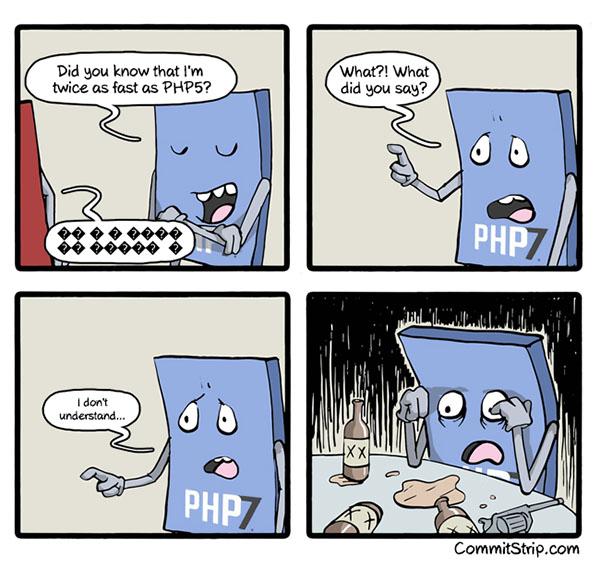 Velocità PHP 7.X