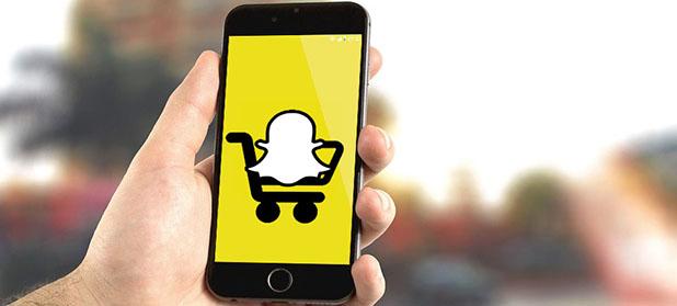 Snapchat per ecommerce