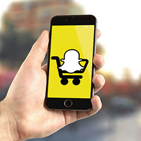 Strategie marketing su Snapchat per ecommerce