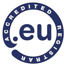Registrar certificato EURid per i domini .eu
